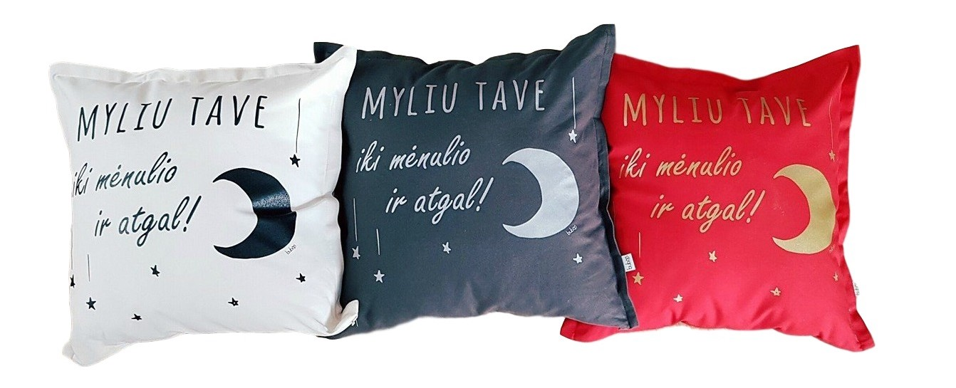 Dekoratyvinės pagalvėles