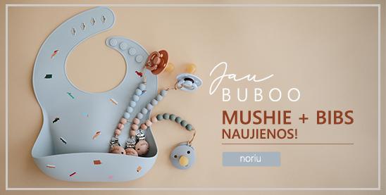 Mushie & Bibs