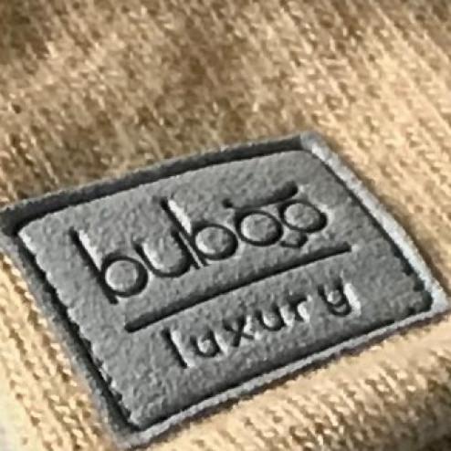 Vaikiškas šalikas - mova rudeniui, žiemai, pavasariui BUBOO luxury, smėlis