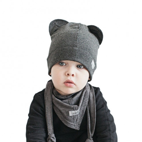 BEAR stump one layer beanie
