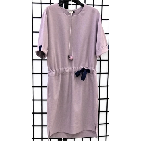 Female stylish dress MONACO Charcoal