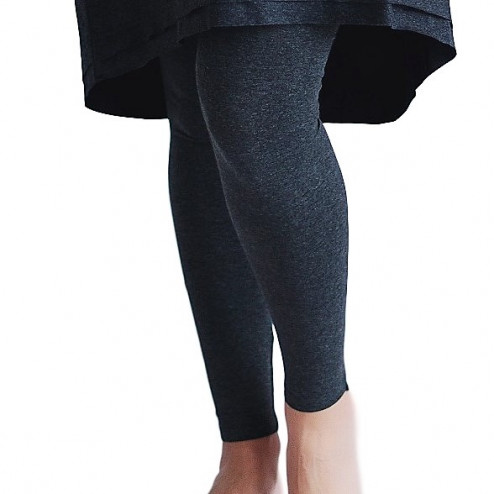 Female leggings Charcoal