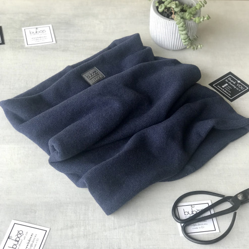Women's scarf - comfortable, cozy, perfect - Dark blue