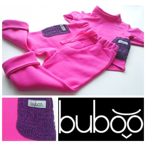 POCKET top blueberry wool pocket (new)