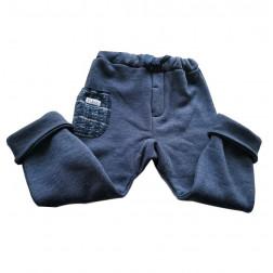 Šiltos kelnės POCKET mėlynių su vilnone kišene (nauja)