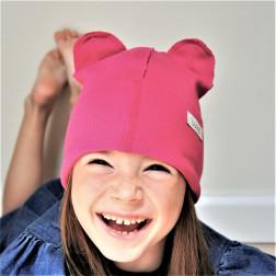 Vienguba kepurė BEAR arbūzas