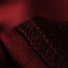 Moteriška patogi ir stilinga suknelė FLORENCIJA Burgundy pūstomis stilingomis rankovėmis