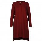 Moteriška patogi ir stilinga suknelė VERONA Burgundy