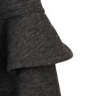 Stilinga ir patogi moteriška palaidinė MONTREAL Pilka/Smėlio