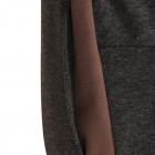 Moteriškos stilingos ir patogios kelnės MONTREAL Pilka/Smėlio