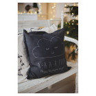 Interjero pagalvė AA PUPA, tamsiai pilka