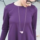 Moteriškas įspūdingas ir stilingas kaklo papuošalas MADEIRA alyva