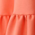 Moteriška patogi ir stilinga suknelė VENECIJA Koralas Grožis