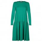 Moteriška patogi ir stilinga suknelė VENECIJA Žalia Grožis