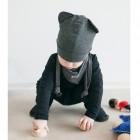 BEAR KELMAS dviguba kepurė