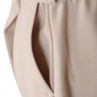 Moteriški stilingi šortai su dirželiu TAHO, smėlis