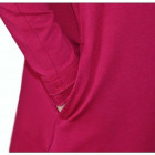 Moteriška patogi ir stilinga suknelė FLORENCIJA Burgundy Light