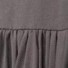 Moteriška prabangi suknelė WOW tencelio audinio grafiti midi