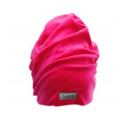 SCREWcz double layered velour beanie watermelon