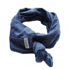SCARF KNOT BLUEBERRY