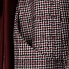 Minkštos itališkos vilnelės suknelė / švarkas TOKYO