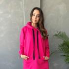 Stilingas moteriškas džemperis BUBOO active, arbūzas