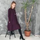 Moteriška patogi ir stilinga suknelė OTAVA Ultravioletinė