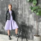 Moteriška patogi ir stilinga suknelė VENECIJA Alyva