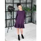 Moteriška prabangi suknelė ROMA Ultravioletinė