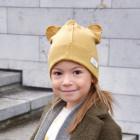 Vienguba kepurė BEAR garstyčios
