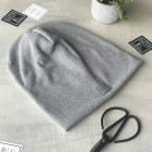 Vyriška patogi, jauki, tobula kepurė - Pilka