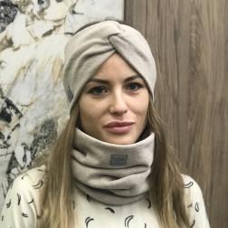 Stilinga moteriška galvajuostė pavasariui / rudeniui / žiemai, Latte