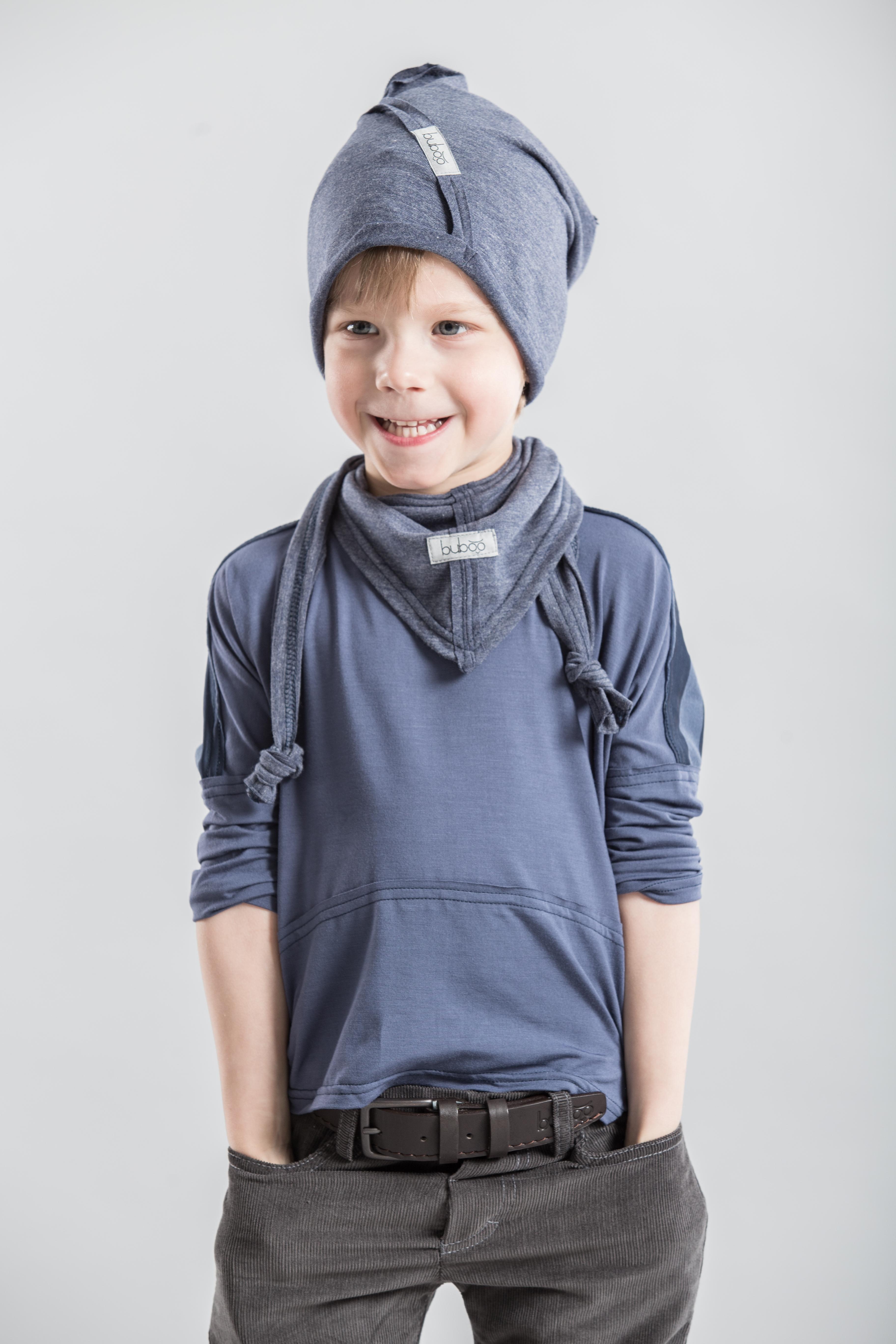 vaikiška pavasarinė kepurė